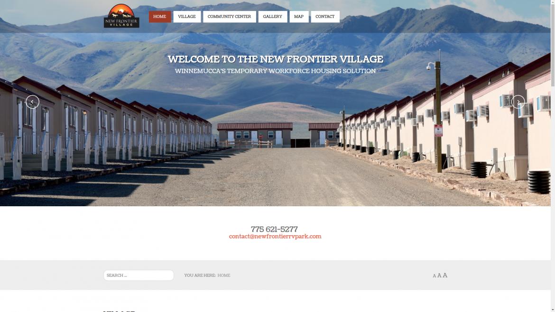 New Frontier Village