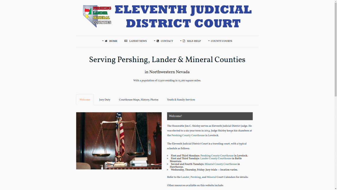 Eleventh Judicial District Court
