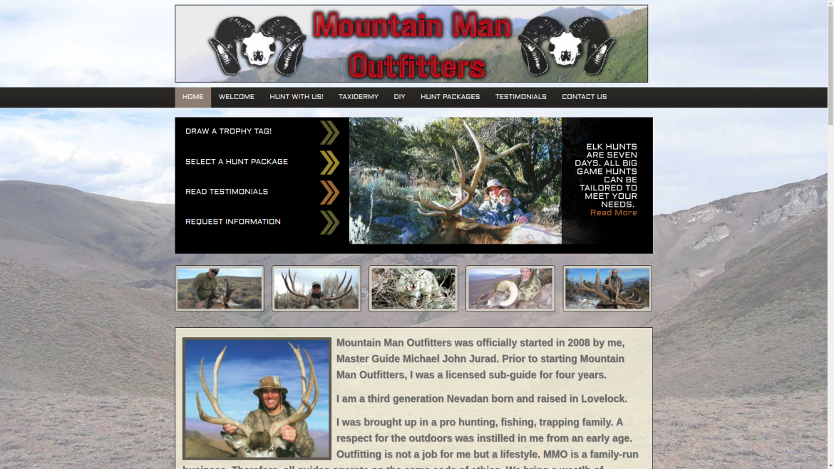 Mountain Man Outfitters